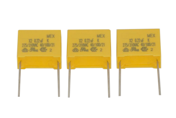 Metallized Polypropylene Film Capacitor(X2)-MPX