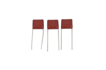 Metallized Polyester Film-Capacitor (Non-Inductive)-MEF