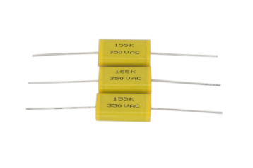Metallized Polyester Film Capacitor (Non-Inductive)-MEA(Flat