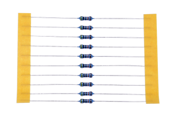 精密金屬膜 電阻器-MF