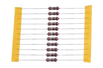 碳膜電阻器-CR