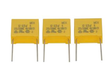 聚丙烯膜電容器-安規電容-MPX