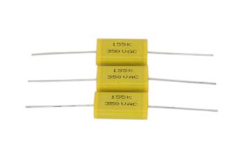 金屬化聚乙脂膜電容器-MEA(Flat)